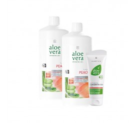 Aloe Vera Feel Good Box Broskev