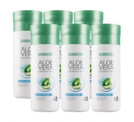 Aloe Vera Drinking Gel Freedom Série 6 x 1000 ml