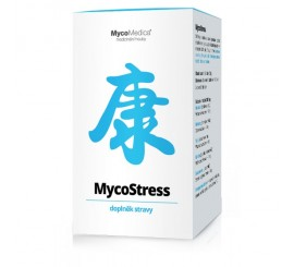 MycoStress  180 tablet á 350mg, MycoMedica