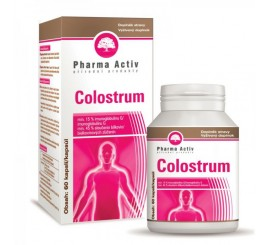 Colostrum (Kolostrum) cps, 60, Pharma Active