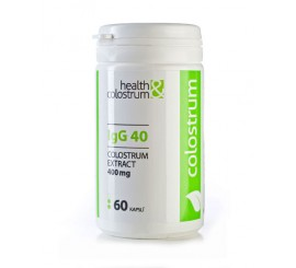 Colostrum (kolostrum) kapsle 60 ks á 400mg - IgG 40